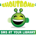 Shoutbomb - Text Your Library